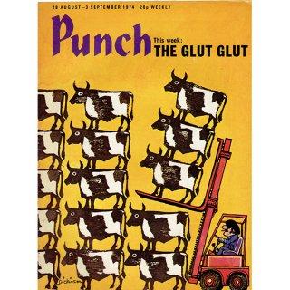 イギリスの風刺雑誌PUNCH(パンチ)1974年8月28日-9月3日号 0244
