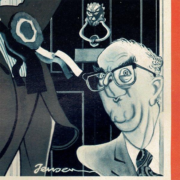 イギリスの風刺雑誌PUNCH(パンチ)1974年9月4-10日号 0247