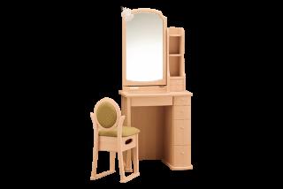 スカーレット/一面鏡収納