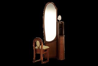 シャロン/一面鏡姿見収納