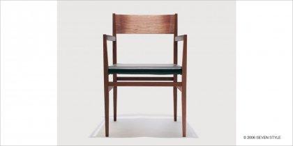 宮崎椅子製作所 menu arm chair