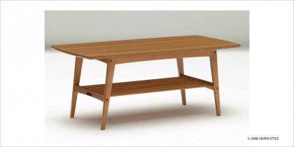 【送料無料】カリモク60 リビングテーブル(大)ウォールナット色