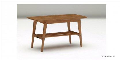 【送料無料】カリモク60 リビングテーブル(小)ウォールナット色