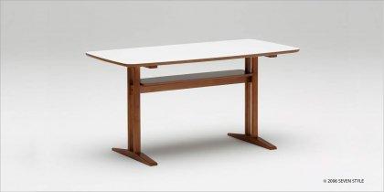 【送料無料】カリモク60 カフェテーブル1200(メラミン化粧板)