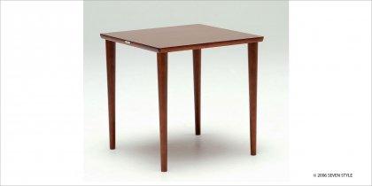 【送料無料】カリモク60+ ダイニングテーブル800(ウォールナット色)