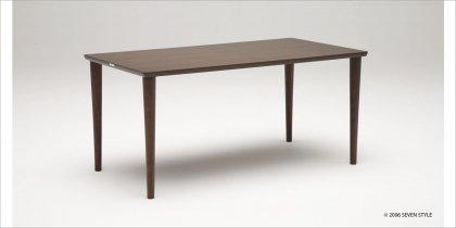 【送料無料】カリモク60+ ダイニングテーブル1500(モカブラウン色)