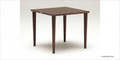 【送料無料】カリモク60+ ダイニングテーブル800(モカブラウン色)
