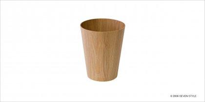 【廃番セール品】【在庫あり】サイトーウッド Paper Basket 901AS (ash)