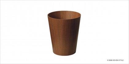 【在庫有り】サイトーウッド Paper Basket 903 (teak grain)