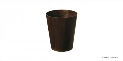 【在庫有り】サイトーウッド Paper Basket 903WN (walnut)