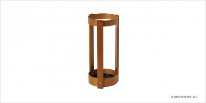 サイトーウッド Umbrella Stand (teak grain)