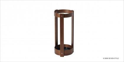 【在庫有り】サイトーウッド Umbrella Stand (walnut)