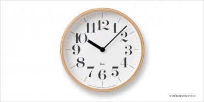Lemnos RIKI CLOCK WR-0401S