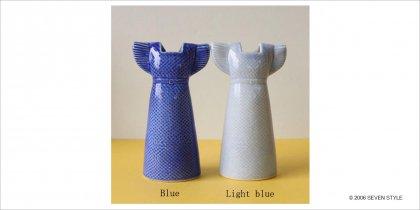 【通販在庫有り】リサ・ラーソン Dress / ドレス  Blue