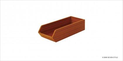 【廃番セール品】【在庫有り】サイトーウッド Cutlery Case (teak grain)