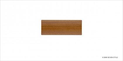 【廃番セール品】【在庫有り】サイトーウッド Tray / おしぼり受け 4500 (teak grain)