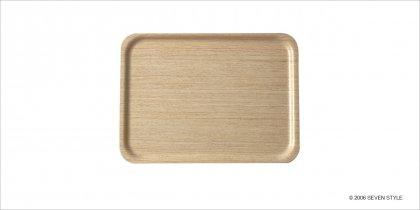 【在庫有り】サイトーウッド Tray 1004H (white oak grain)