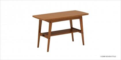 【送料無料】カリモク60 リビングテーブル(小)ヴィンテージチーク色
