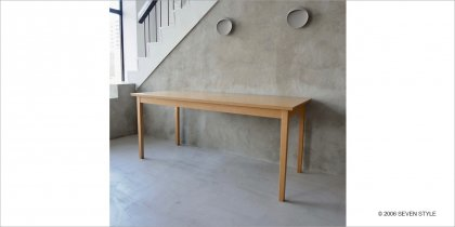 【RS品】Table(クリアウレタン仕上げ)