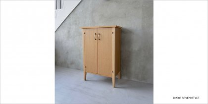 【RS品】Cabinet(クリアウレタン仕上げ)