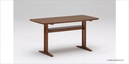 【送料無料】カリモク60 カフェテーブル1200(オーク突板)