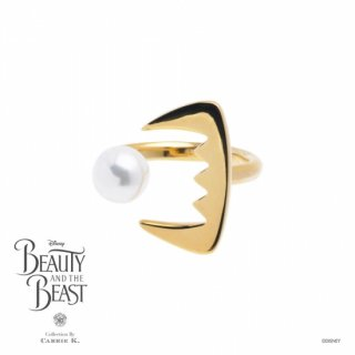 <img class='new_mark_img1' src='https://img.shop-pro.jp/img/new/icons1.gif' style='border:none;display:inline;margin:0px;padding:0px;width:auto;' />TEETH WHITE PEARL RING(YELLOW GOLD)