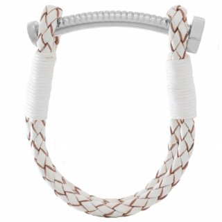 <img class='new_mark_img1' src='https://img.shop-pro.jp/img/new/icons55.gif' style='border:none;display:inline;margin:0px;padding:0px;width:auto;' />【MEN'S】NUT&BOLT BRACELET (WHITE)