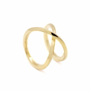 <img class='new_mark_img1' src='https://img.shop-pro.jp/img/new/icons55.gif' style='border:none;display:inline;margin:0px;padding:0px;width:auto;' />INFINITY RING(YELLOW GOLD)