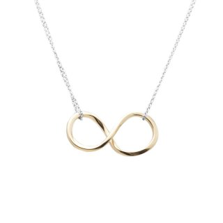<img class='new_mark_img1' src='https://img.shop-pro.jp/img/new/icons55.gif' style='border:none;display:inline;margin:0px;padding:0px;width:auto;' />INFINITY NECKLACE(YELLOW GOLD)