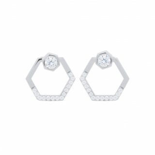 <img class='new_mark_img1' src='https://img.shop-pro.jp/img/new/icons55.gif' style='border:none;display:inline;margin:0px;padding:0px;width:auto;' />NUT&BOLT BLING PIERCED(SILVER)