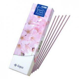 薫寿堂のお香 花かおりスリム さくら スティック
