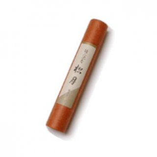 誠寿堂のお香 印龍型 特品沈香 松月 スティック