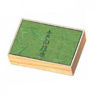 日本香堂のお香 毎日白檀香 徳用品 スティック
