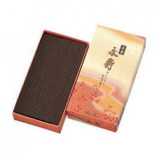 日本香堂のお線香 名香永寿 短寸バラ詰