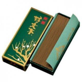 梅栄堂のお線香 特撰好文木 短寸小バラ