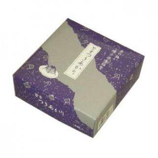みのり苑のお線香 【糸なし】紫雲つきあかり 渦巻線香14巻入