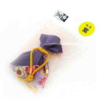 大発の匂い袋 紫丹花