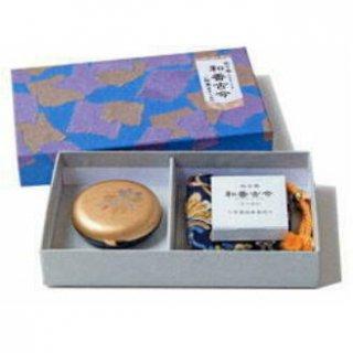 長川仁三郎商店の塗香 和香古今 牛若のかおり