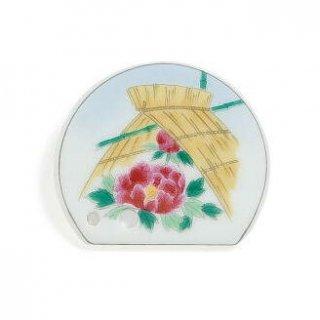 松栄堂の香立・香皿 四季の香立 霜降月