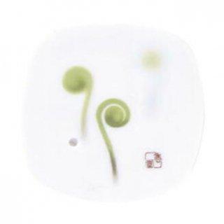 日本香堂の香立付き香皿 夢の夢 春眠香皿