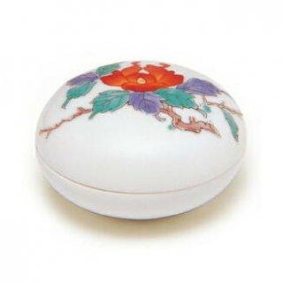 日本香堂の香合  香合 錦牡丹