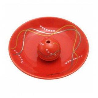 薫寿堂の香立付き香皿 華かんざし 薄紅