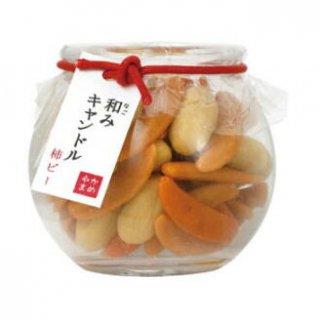 カメヤマローソク 和みキャンドル 柿ピー
