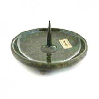 松本商店 豆皿型燭台 オリベ