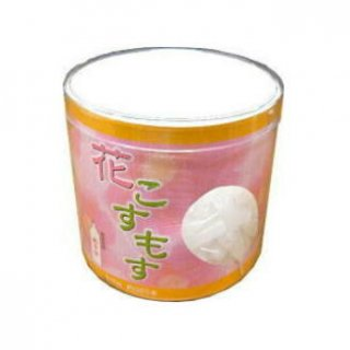 東亜ローソク 10分蝋燭 筒型容器 花こすもす
