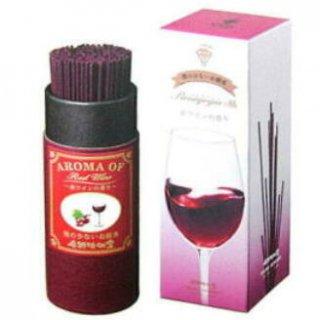 奥野晴明堂のお線香 ブルゴーニュの風 赤ワインの香り 短寸筒入