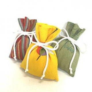 芳月苑の匂い袋 四季の香りシリーズ ひまわり