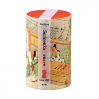 カメヤマのお線香 吟撰 仙年香 筒箱