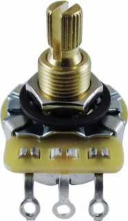 Potentiometer - CTS, Audio, Knurled Shaft<img class='new_mark_img2' src='https://img.shop-pro.jp/img/new/icons21.gif' style='border:none;display:inline;margin:0px;padding:0px;width:auto;' />