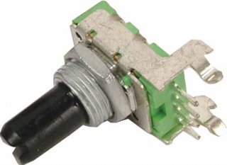 Potentiometer - Marshall, Linear, 11mm, PC Mount, Square